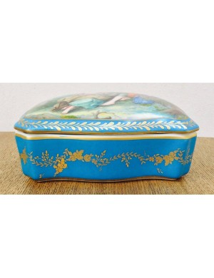 Box jewelry Limoges