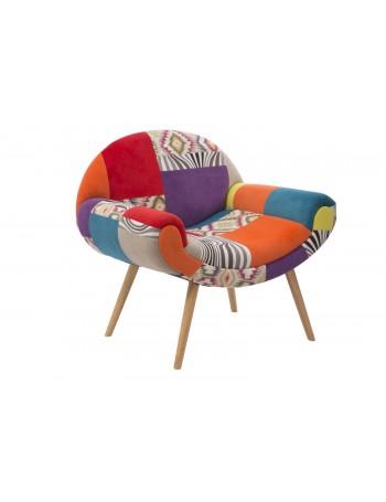 Cartago silla de color