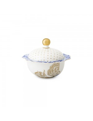 Pip studio royal white sugar bowl