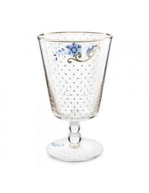 Pip Studio agua con fondo de cristal  Royal Golden Dots 360 ml