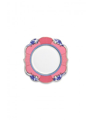 PIP STUDIO ROYAL CAKE PLATE MULTI-COLOUR