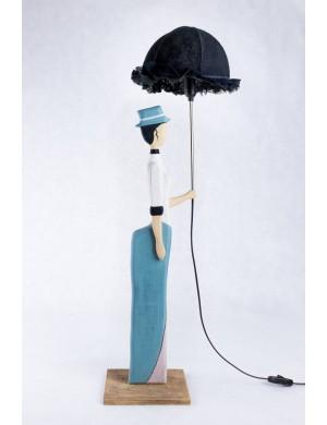 lampada da tavolo skitso MADAME COCO'