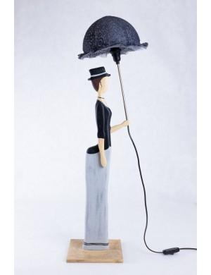lampada da tavolo skitso SCATOLA IN  REGALOMADAME PELAGIE