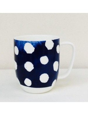 Easy life indigo tazza mug
