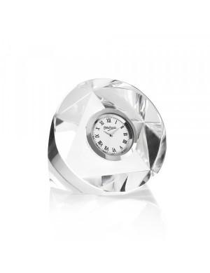 Ottaviani orologio da tavolo in cristallo