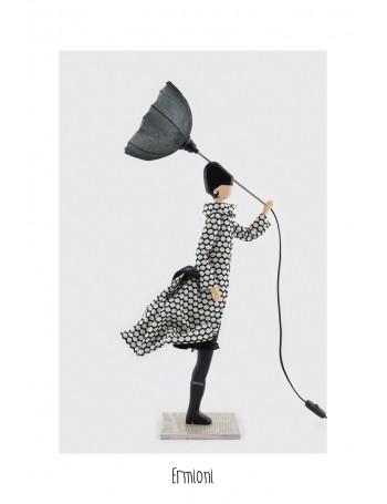 lámpara de mesa Myrto