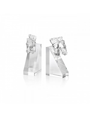 Ottaviani Crystal bookend