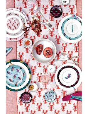 Fabienne Chapot Servizio piatti 6 posti tavola.