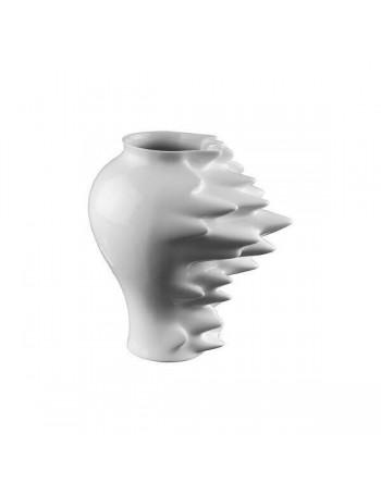 Vase  Rosenthal Fast Weiß  Weißes Porzellan