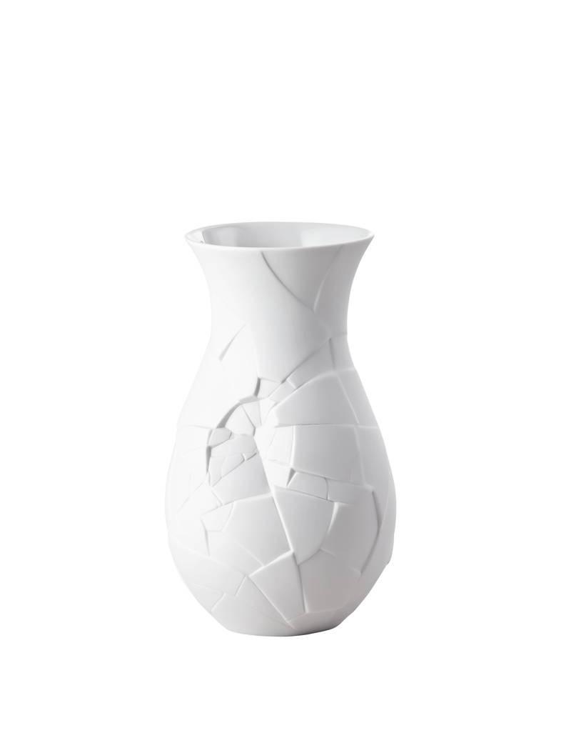 Vaso rosenthal of phases wei matt porcellana bianca for Vaso fast rosenthal