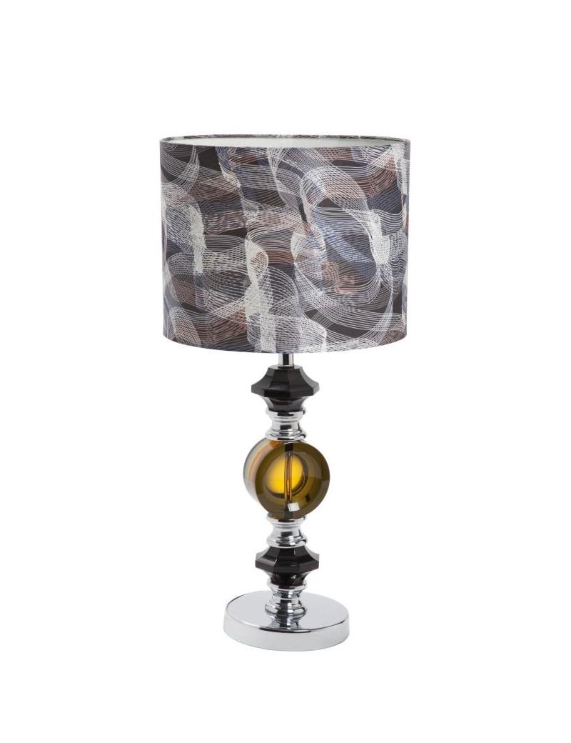 Lampada da tavolo tripl illuminazione moderna maison bel - Lampada moderna da tavolo ...