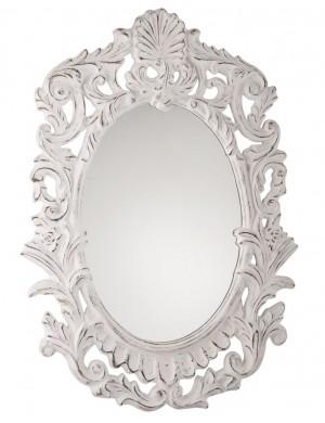 espejo en mal estado, Provenzal blanco