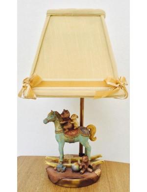 Mila Casa Bella Collection Lampada cordles led con batteria ricaricabile h 35 cm