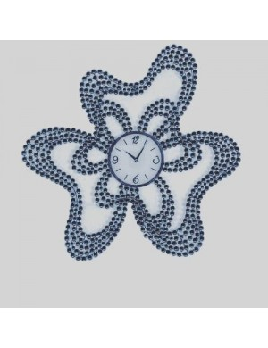 Mauro Ferretti WATCHES BLUE FLOWER Ø 80 CM