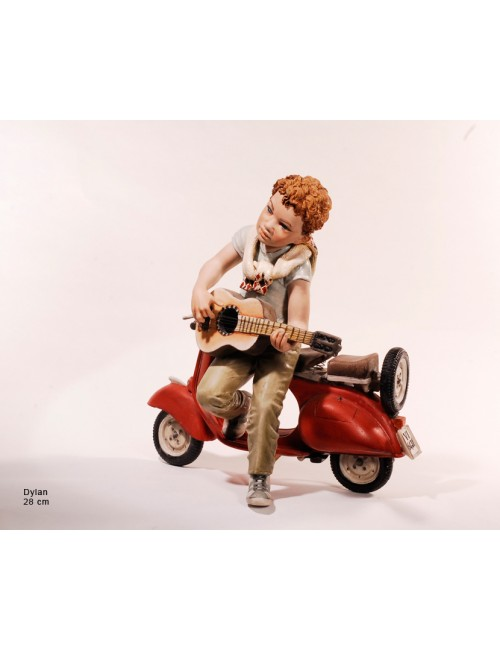 SIBANIA,MANUFACTURE VICENTINA DYLAN COLLECTION THE SWEET LIFE 28CM