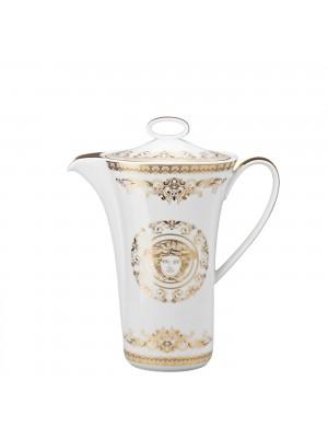 Coffee Maker / 3 Versace Medusa Gala, Rosenthal.