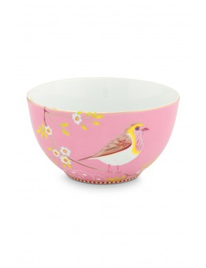 Pip Studio Early Bird Bowl - Blue ⌀ 15 cm