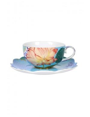 Pip Studio Multicolor Royal Collection - Ensemble de 6 tasses à thé