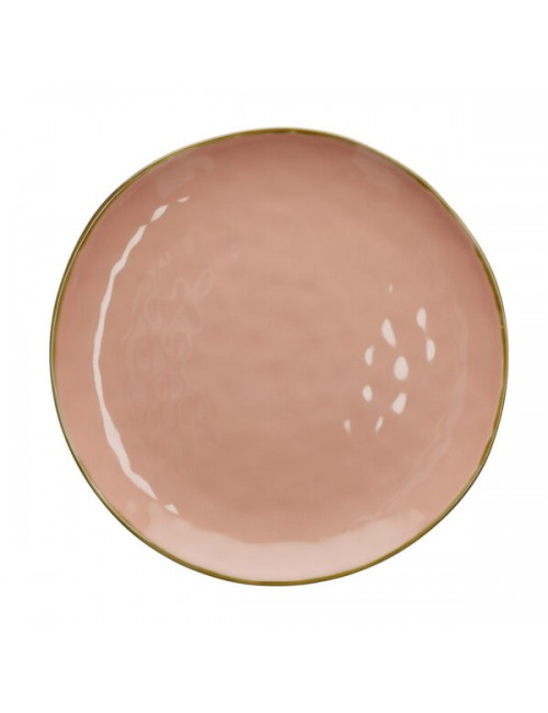 Concerto di Roses and Tulips Collection Round Tray Ø 32 cm