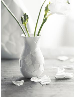 Rosenthal Vase of Phases Weiß matt white porcelain