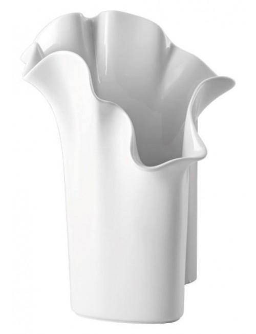Jar Rosenthal Asym Weiß White Porcelain